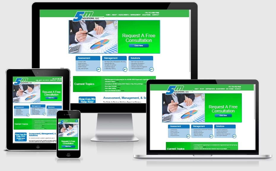 Web Design in Toledo OH