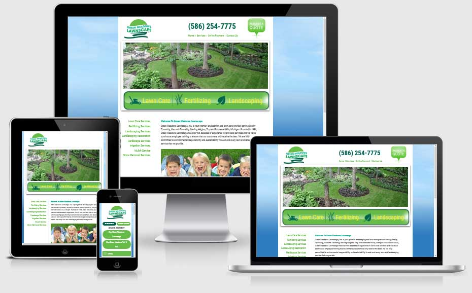 Website design Toledo