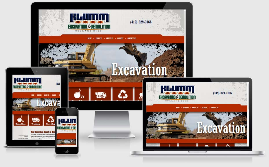Toledo Ohio Website Design